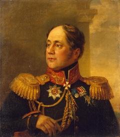 Portrait of Nikolai M. Sipyagin (1785-1828)