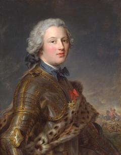 Portrait of Pierre-Victoire, Baron of Besenval