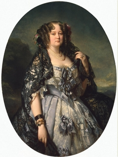 Portrait of Princess Sophia Radzivil