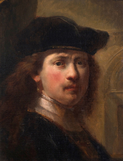Portrait of Rembrant