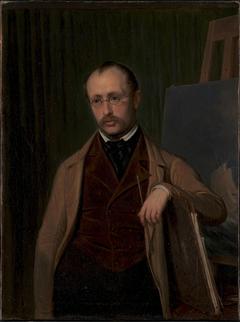 Portrait of the Marine Painter