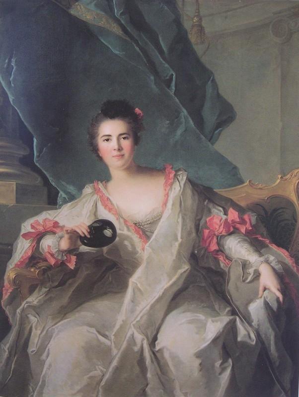 Portrait of the Marquise de la Ferté-Imbault