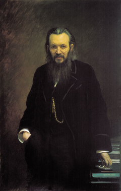 Portrait of the Publisher and Publicist Alexey Suvorin