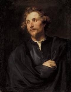 Portrait of the Sculptor Georg Petel
