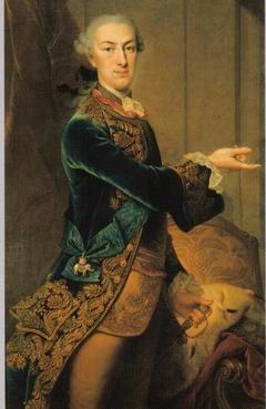 Portrait of Wilhelm IX. Landgraf von Hessel-Kassel