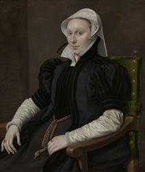 Portraits of Sir Thomas Gresham and Anne Fernely