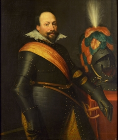 Portret of Daniël de Hertaing