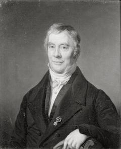 Portret van Carel Joseph van der Muelen (1782-1844)