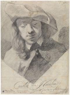 Portret van Cornelis Cornelisz.