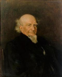 Portret van Jhr. Mr. Frans Julius Johan van Eysinga, voorzitter eerste kamer der Staten Generaal