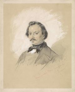 Portret van Petrus Franciscus Greive