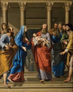 Presentación de Cristo en el templo