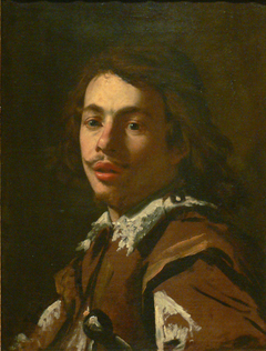 Presumed portrait of Aubin Vouet, The Artist's Brother