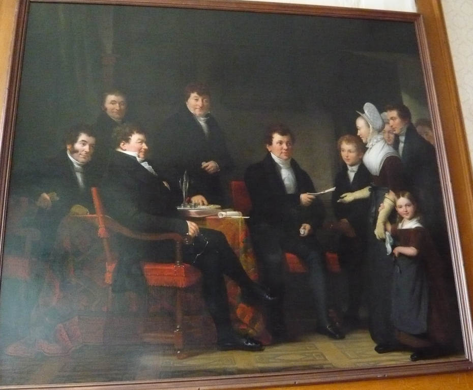 Regents of the Mennonite Orphanage, Haarlem