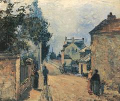 Rue de L´Hermitage, Pontoise