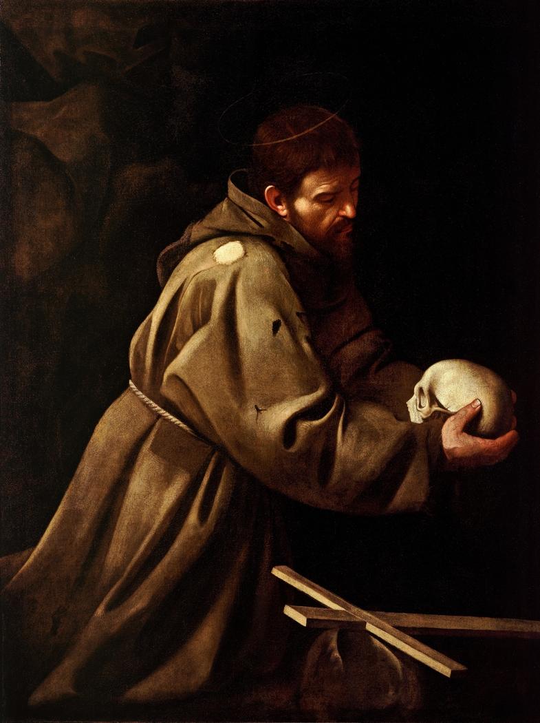 Saint Francis in Prayer