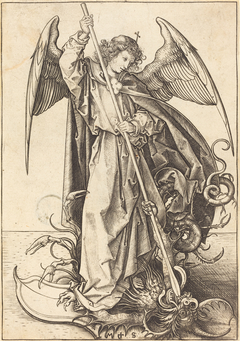 Saint Michael Slaying the Dragon