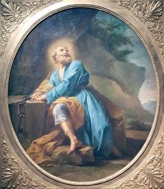 Saint Pierre repentant