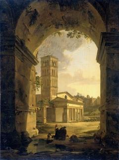 San Giorgio in Velabro in Rome