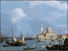 San Giorgio Maggiore: from the Bacino di S. Marco