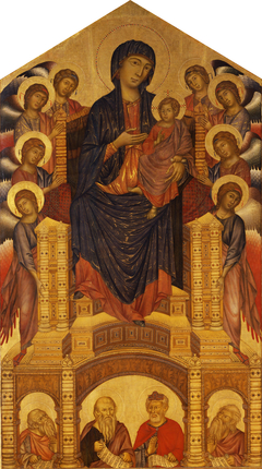 Santa Trinita Maestà