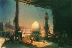 Scenes from Cairo's life