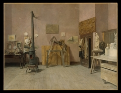 Sculptor's Studio