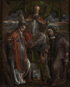 Sketch for an Altarpiece