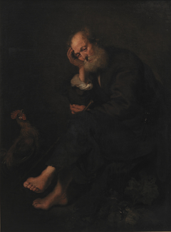 St Peter Repentant