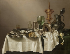 Still Life with a Gilt Cup