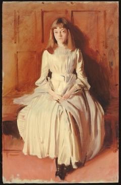 "Study for ""Elsie Palmer"" (1873-1955)"