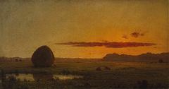 Sunset, Newburyport Meadows