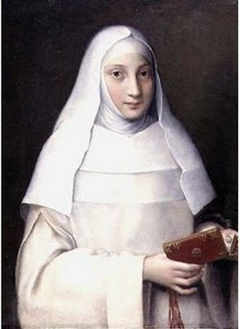 The Artist's Sister Elena in the Garb of a Nun