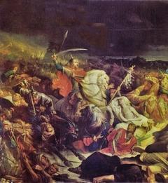 The Battle of Kulikovo