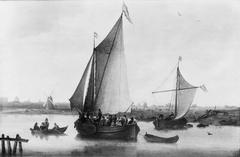 The Ferry to Leiden