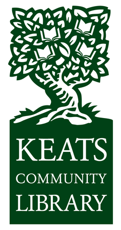 Keats Community Library Logotype