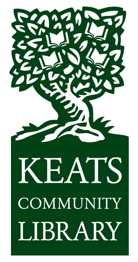 Keats Community Library Logotype
