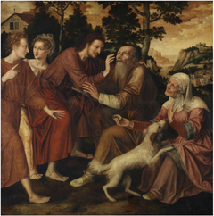 The Healing of Tobit