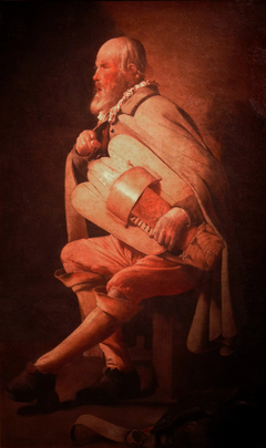 The Hurdy-gurdy Player