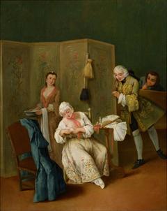 The Indiscreet Gentleman