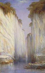 The Marble Rocks - Nerbudda Jubbolpore