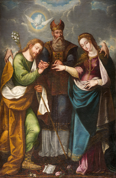 The Marriage of the Virgin (Desposorios del la Virgen)