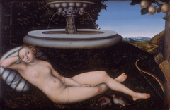 The Nymph of the Fountain (1534)