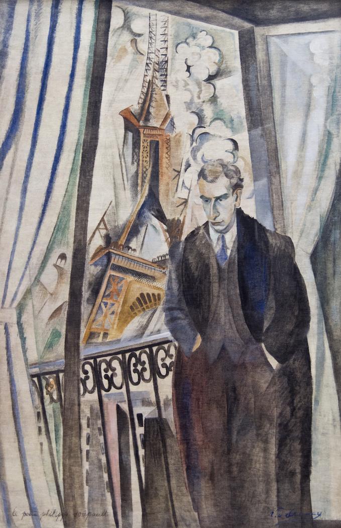 The Poet Philippe Soupault