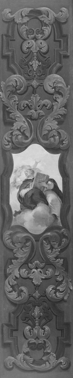 The preacher Thomas of Aquinas