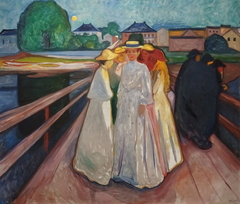 The Women on the Bridge
