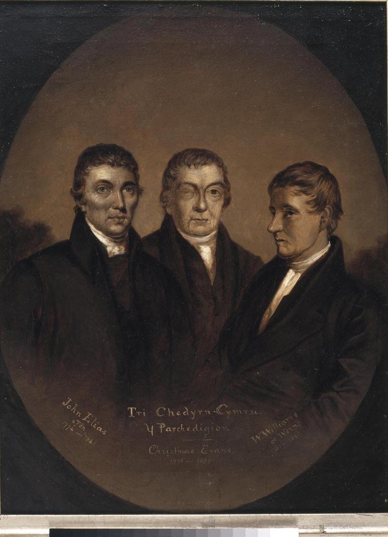 Tri chedyrn Cymru