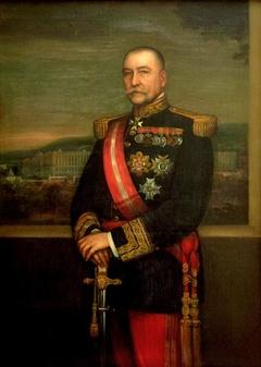 Tte. General Diego Muñoz Cobos y Serrano