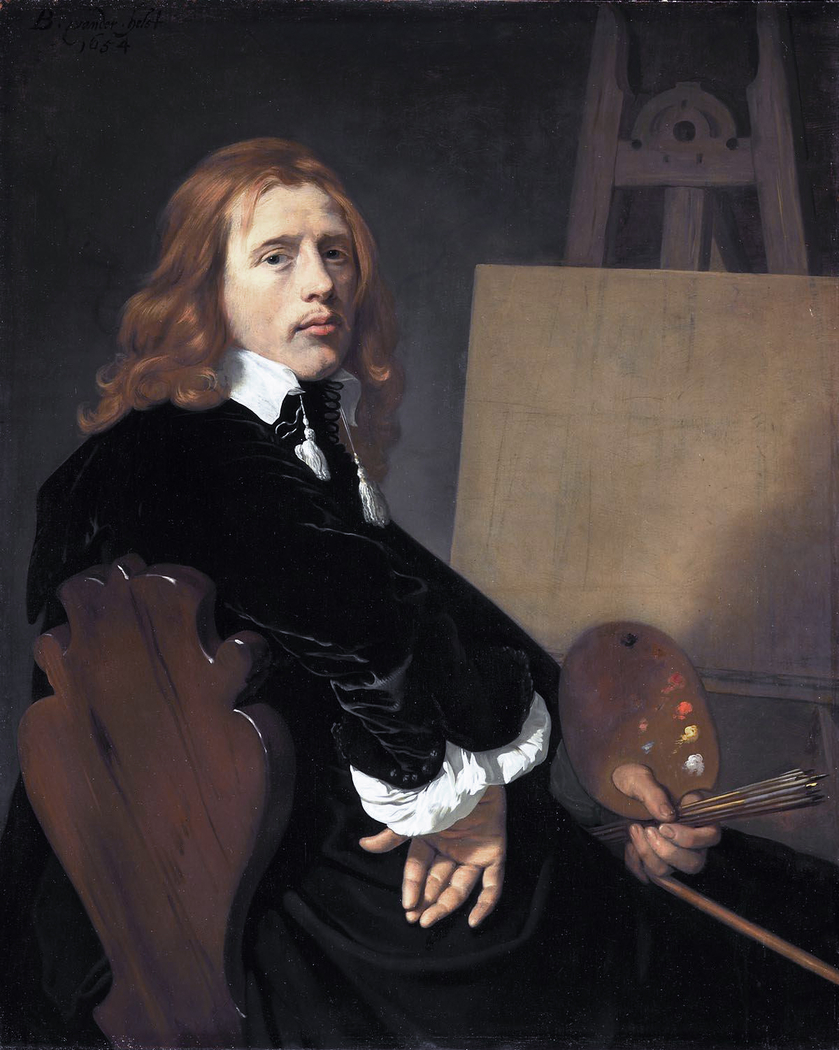 Portrait of Paulus Potter (1625-1654)