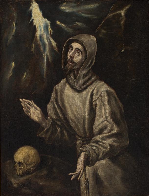 Ecstasy of Saint Francis Receiving the Stigmata